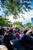 März gegen Racsim Tucson Stockfoto