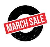 März-Verkaufsstempel Stockbilder
