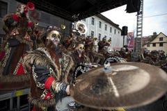 mässingsfestivalinternational Royaltyfri Bild