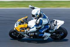 Mästerskap för Superbike för värld för 017 MOTUL-FIM Royaltyfria Bilder