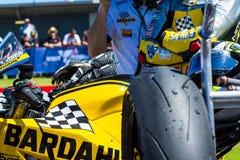Mästerskap för Superbike för värld för 017 MOTUL-FIM Royaltyfria Foton