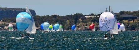 Mästerskap 2015, Sydney för värld för flygholländare Royaltyfri Bild
