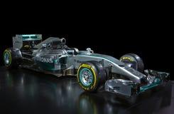 Mästerskapbil för värld F1 Arkivfoto