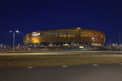mästerskapeurostadion 2012 Arkivfoton