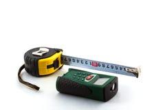 mätande hjälpmedel Fotografering för Bildbyråer