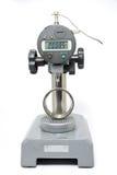 mätande prov för Digital Equipment gauge arkivbilder