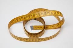 mätande tailorband Arkivfoton