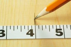 mätning Arkivbild