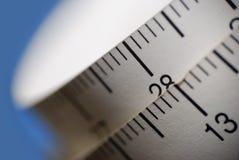 mätningsband Arkivfoton