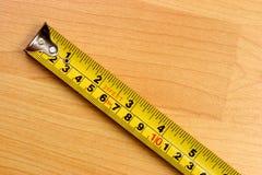 mätningsscale Arkivfoto