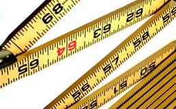 mätningsstick Royaltyfria Foton