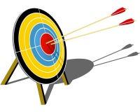 mål vektor illustrationer
