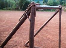 Mål i landsbygd Arkivfoton