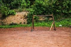 Mål i landsbygd Royaltyfri Foto