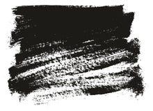Måla detaljen för tunn bakgrund för borsten den höga som abstrakt vektorbakgrund ställde in 04 royaltyfri illustrationer