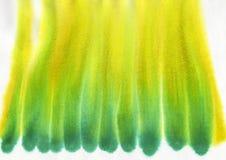 måla färgbakgrund, vattenfärgen, abstrakt målningfärgtex vektor illustrationer