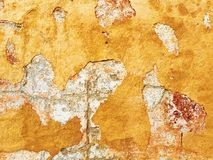 måla skalningsväggen Royaltyfri Bild