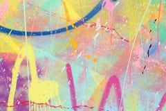 måla stänker Arkivbild