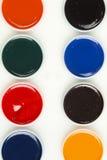 måla vattenfärgen Royaltyfri Bild