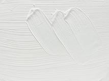 måla white Royaltyfria Foton