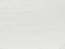 måla white Arkivfoto