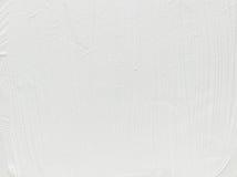måla white Arkivbild