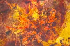 målad abstrakt bakgrund Fotografering för Bildbyråer