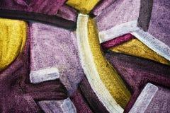 målad bakgrund Arkivbild