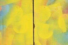 Målad bakgrund för metallyttersida Royaltyfria Foton