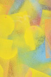 Målad bakgrund för metallyttersida Arkivfoton