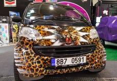 målad bil Royaltyfri Foto