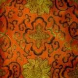 målad grunge befläcker stilwallpaperen Royaltyfria Bilder