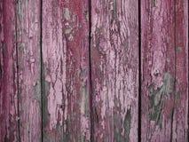 Målad pastellfärgad bordo, wood yttersida för softplum, med en abstrakt uttrycksfull vertikal linje textur Pastellfärgad bakgrund Royaltyfri Bild