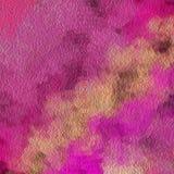 målad rosa red för bakgrund ljus orange Färgrika vätskeeffekter Marmorera texturerat modernt konstverk för utskrivavet: Affischer royaltyfri illustrationer