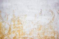 Målad textur rostade staketet för metall för järnbakgrund det gamla Royaltyfri Foto