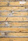 Målad träbakgrund Royaltyfri Fotografi
