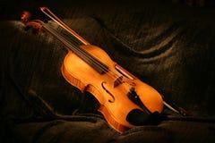 målad viola Arkivbilder
