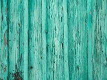 Målad wood yttersida för pastellfärgad turkos, med en abstrakt uttrycksfull vertikal linje textur Pastellfärgad bakgrund för desi Arkivfoton