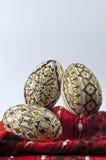 Målade ägg Royaltyfria Bilder