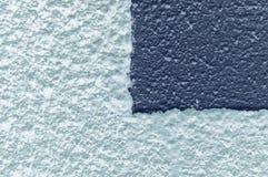 målade texturväggar Arkivfoto