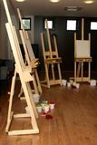 målare arkivbild