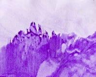 målarfärg Royaltyfri Fotografi