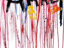målarfärg Fotografering för Bildbyråer