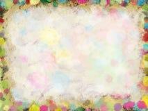 målarfärg Arkivbild