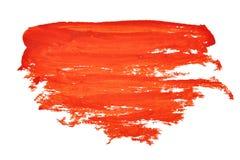Målarfärg för att dra fläck sudd bakgrund isolerad white planlägg ditt brigham arkivbilder