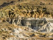 Målarfärgminer, Calhan, Colorado Arkivbild