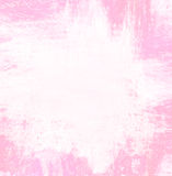Målarfärgrosa färger färgar för gräns eller inramar bakgrund Royaltyfri Fotografi