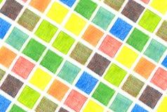 målat papper för bakgrundsfärg mix royaltyfri bild