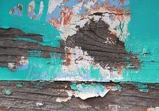 målat trä royaltyfri fotografi