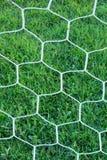 Målfotboll royaltyfri fotografi